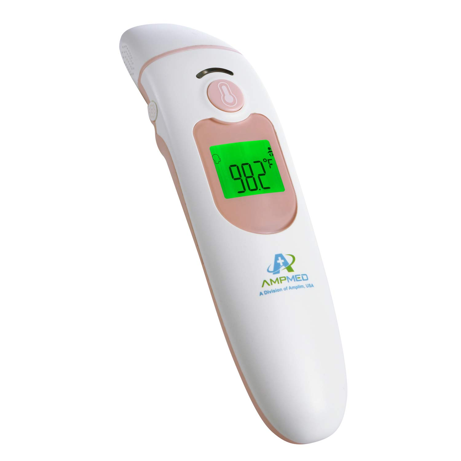 Amplim Dual Mode Thermometer Review
