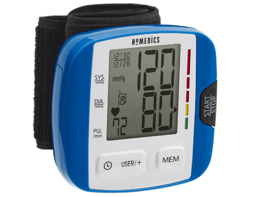 HOMEDICS Automatic Blood Pressure Monitor Review