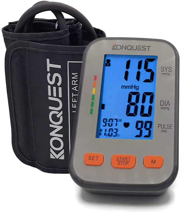 Konquest KBP-2704A BP Monitor Review