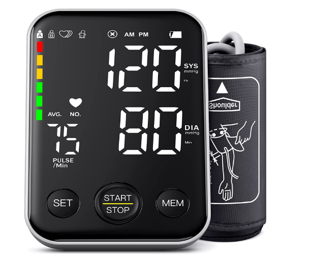 DOUHAO Blood Pressure Monitor Review