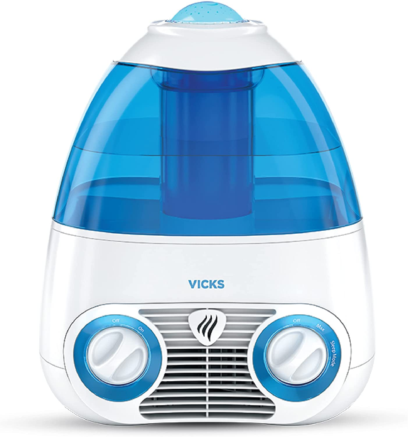 Vicks Starry Night Filtered Cool Mist Humidifier Review