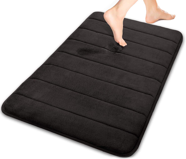 Yimobra Memory Foam Bath Mat Review