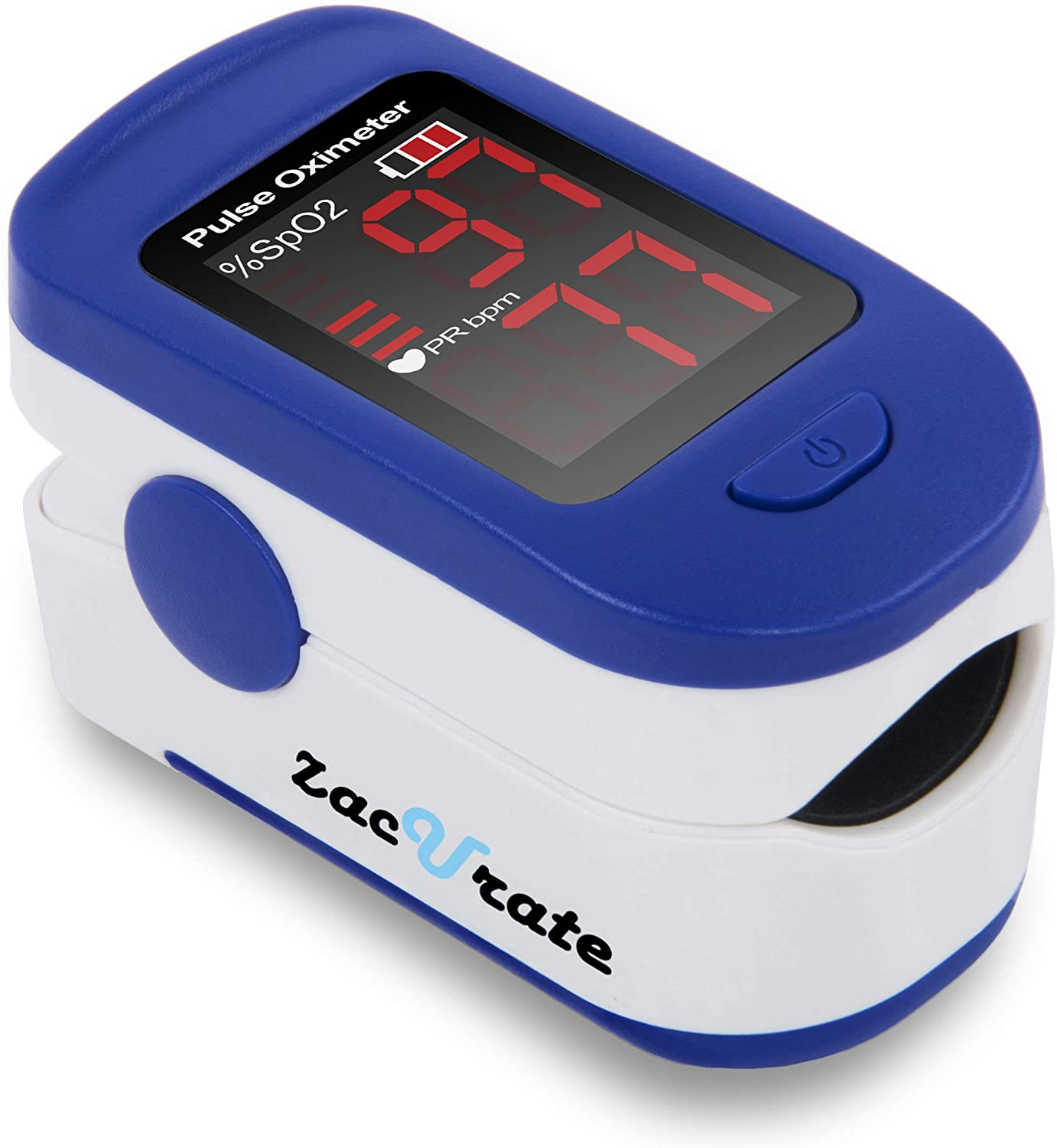 Zacurate 500BL Fingertip Pulse Oximeter Review